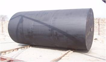 Supply and Fabrication of Fuel Oil Storage Tank.