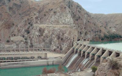New Hoisting System at Warsak Power Station