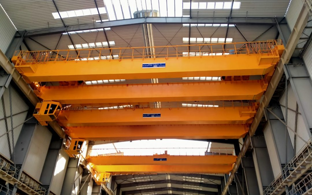Assembly, Installation & Commissioning of 14 x EOT Cranes at Karachi Shipyard & Engineering Works, Karachi