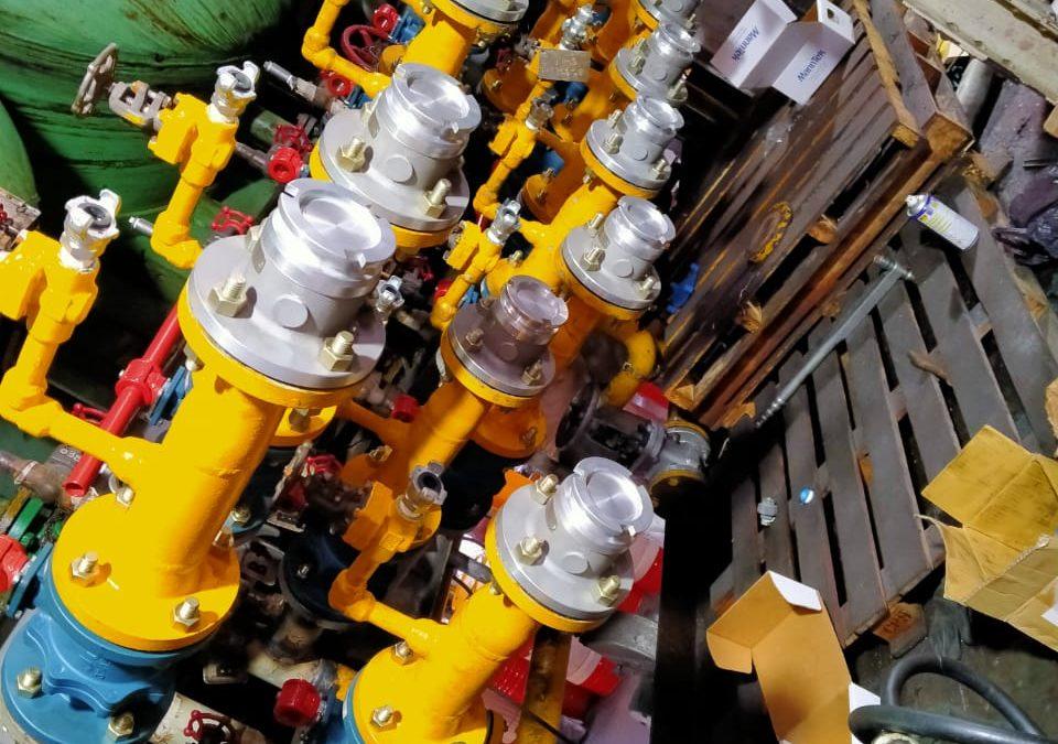 Pumps Installation & Manifold Upgradation at Shell LOBP, Karachi
